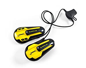 FINIS SwiMP3 Player 2G with X18 Firmware (Yellow)