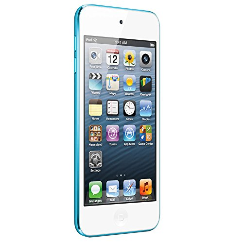 Apple Ipod Touch 16GB MGG32BT/A 5th Gen Portable Media Player MP3 Playback,Touchscreen