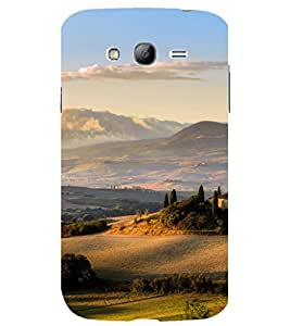 printtech Nature View Mountain Back Case Cover for Samsung Galaxy Grand Neo / Samsung Galaxy Grand Neo i9060