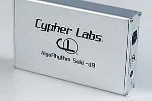 AlgoRhythm Solo -dB シルバー バランス対応ポータブルDAコンバーター CYP-1371