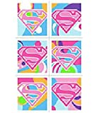 Super Girl Power Stickers (4 Sheets)