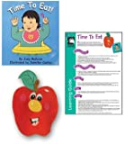 Time To Eat! (Hand Puppet and Board Book Set)