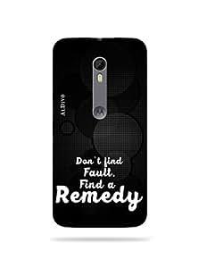alDivo Premium Quality Printed Mobile Back Cover For Moto X Style / Moto X Style Printed Back Case Cover (MKD1068)