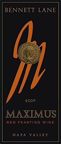 2009 Maximus Red Feasting Wine Napa Valley Red Blend 750 Ml