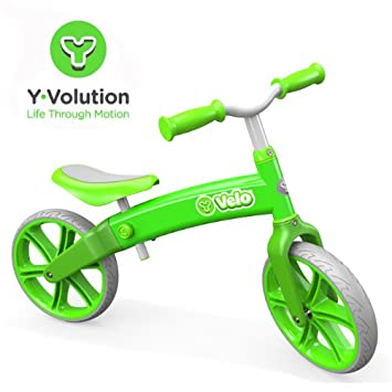 Bike Games For Boys Age 3 Y Velo Balance Bike in Green