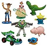 41JcccTSusL. SL160  Disney Deluxe Toy Story PVC Figurine Play set