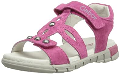 Gabor kids Patty 87 211 01 Mädchen Sandalen, Pink (pink), EU 30