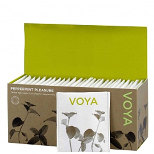Voya Peppermint Pleasure - Organic Seaweed Tea (20 Pcks).