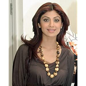 SHILPA SHETTY 8x10 COLOR PHOTO