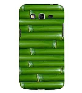 EPICCASE green bamboo Mobile Back Case Cover For Samsung Galaxy Grand Neo (Designer Case)