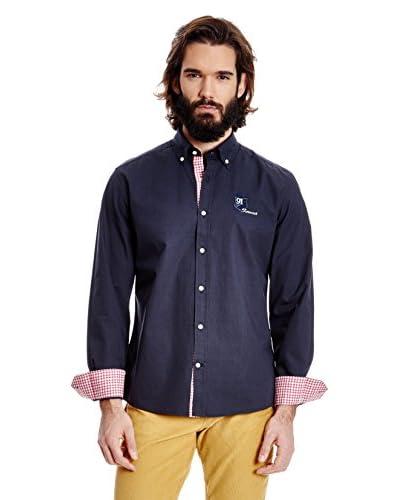 Forecast Camicia Uomo [Blu Navy]