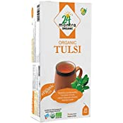 24 Mantra Tulsi Tea, 85g