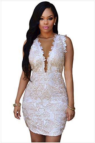 meinice-robe-special-grossesse-femme-blanc-l