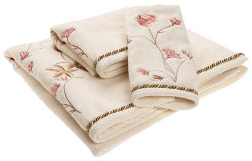 Hand Towels Discount Croscill Rose Garden Hand Towel
