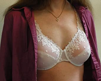 Triangle Breast Forms for Full Breast Look