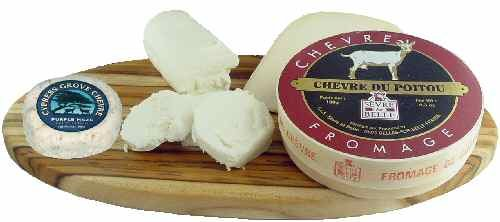Goat Cheese Board by Gourmet-Food
