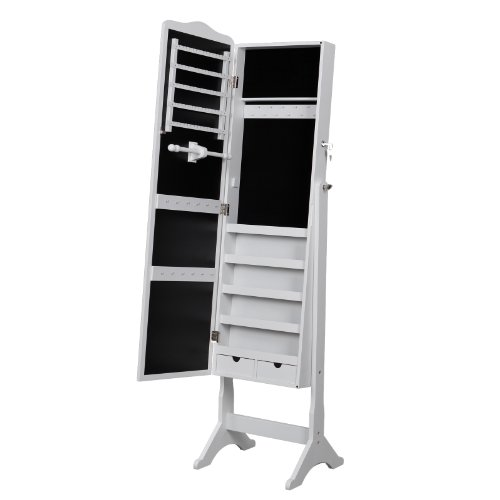 bijoux accessoireso songmics armoire bijoux rangement. Black Bedroom Furniture Sets. Home Design Ideas