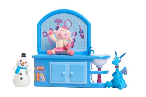 Doc McStuffins Talking Check Up Set