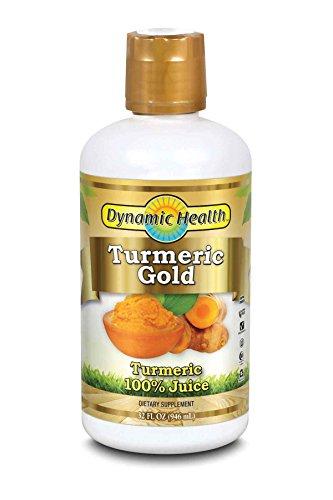 Turmeric liquid supplement