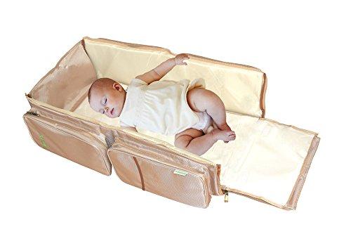 hominize-3-in-1-diaper-bag-travel-bassinet-baby-change-station-beige-premium-portable-sleeping-bed-f