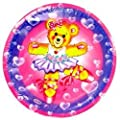 Celebrate!! Dancing Teddy Bear Party Package Plates (16) Napkins (16) Cups (16)