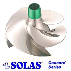 Buy 2005-2008 Sea Doo RXT(215HP) PWC Impeller [Concord Series] by Solas