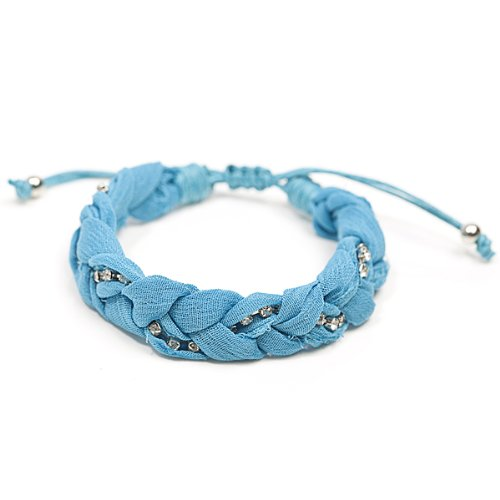 Schmuck-Art Colores 30095 6.0 centimeters Palladium Bracelet