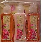 Bath And Shower Cherry Blossom Scent 4 Piece Set