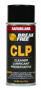 Break-Free CLP-2 Cleaner Lubricant Preservative 4 oz (113.4 gram) Aerosol by Breakfree