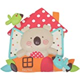 Tuc Tuc Kids Nursery Wall Rack Hanger/ Clothes Hook. Koala Collection