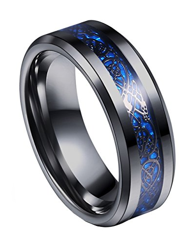 tanyoyo-8mm-blue-black-dragon-pattern-beveled-edges-celtic-rings-jewelry-wedding-band-for-men-5-1311
