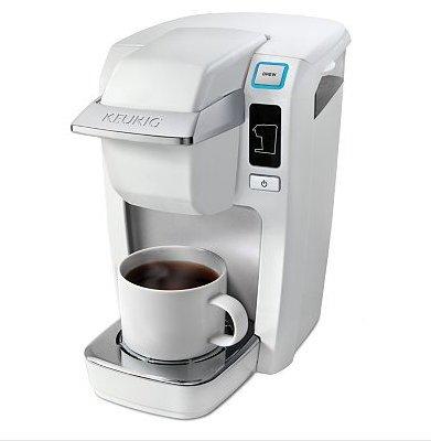 Keurig® B31 MINI Plus Personal Coffee Brewer - White