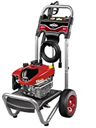 Briggs and Stratton 20420 2,500 PSI 2.3 GPM 190cc Briggs and Stratton 675 Series Gas Powered Pressure Washer With 30-Foot Hose