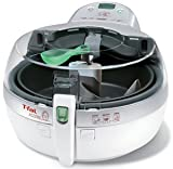 T-fal FZ700251 ActiFry Low-Fat Healthy Dishwasher Safe Multi-Cooker with nonstick interior, White