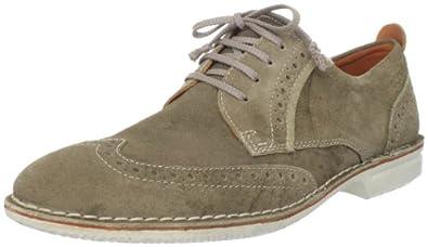 (新款)ECCO Men's Adar Lace-Up正装系带鞋最低163.67美元