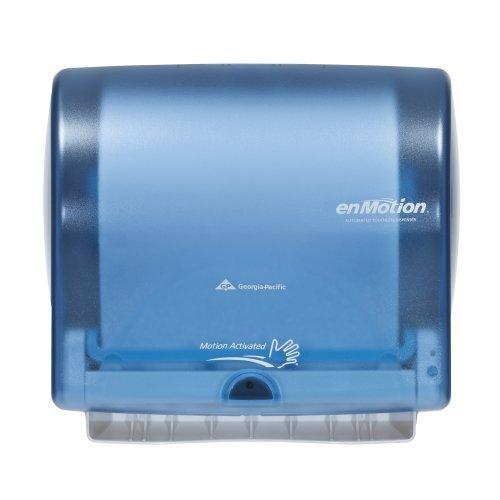 georgia-pacific-enmotion-59487-impulse-10-automated-touchless-paper-towel-dispenser-splash-blue-by-e