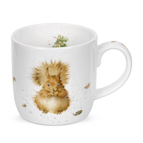wrendale-by-royal-worcester-treetops-redhead-squirrel-single-mug