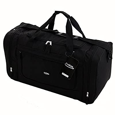 Sefton Large Travel Sports Gym Weekend Business Big Carry Holdall Luggage Bag