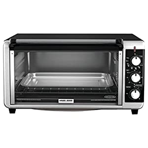 Black & Decker TO3250XSB Extra Wide Toaster Oven