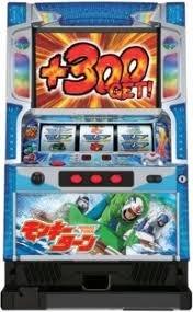 【山佐】モンキーターン コイン不要機セット