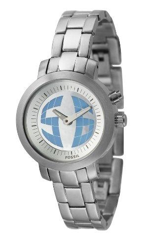 Fossil BG2197 Ladies 'Big Tic' Steel Bracelet Watch