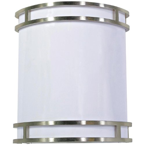 Yosemite Home Decor Fp3180-1Bn 1-Light Wall Sconce With Brushed Nickel Finish front-573194