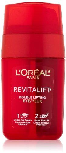 L'Oreal Paris RevitaLift Double Lifting Eye Treatment 0.5 fl oz (Advanced Revitalift Eye Cream compare prices)