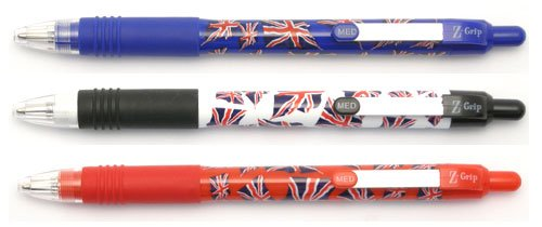 zebra-z-grip-limited-edition-union-jack-great-britain-england-ball-point-pens-pack-of-36-assorted-co