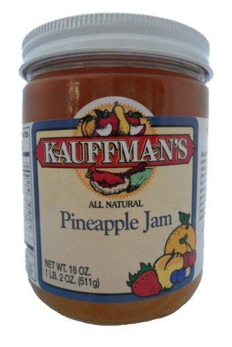 Kauffman's Fruit Farm Homemade Pineapple Jam,