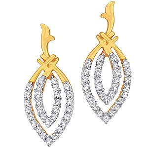 Sangini Diamond Earring IDE00382