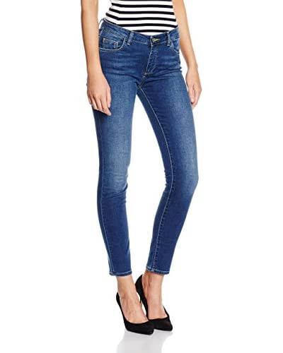 Trussardi Jeans Vaquero Azul
