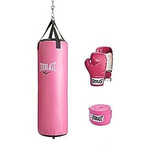 Everlast Women's 70 lb Heavy Bag Kit