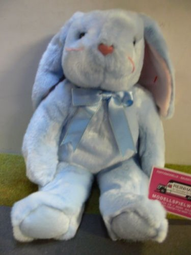 Flippity the Blue Bunny Rabbit - Ty Beanie Buddies