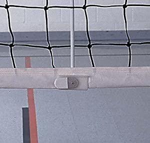 Spalding Volleyball Antennae Clamps - Set of 4 by Spalding